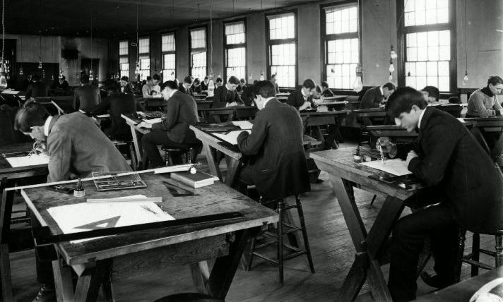 OSU Drafting Room